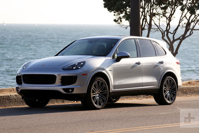 Porsche cayenne 2017 review