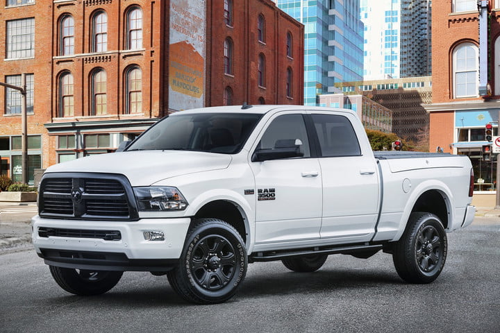 Ram 2500 And 3500 Night Photos Details Specs Digital Trends