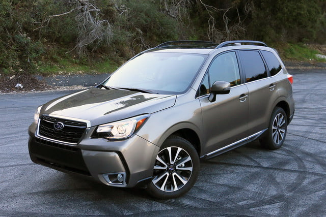 Forester xt review