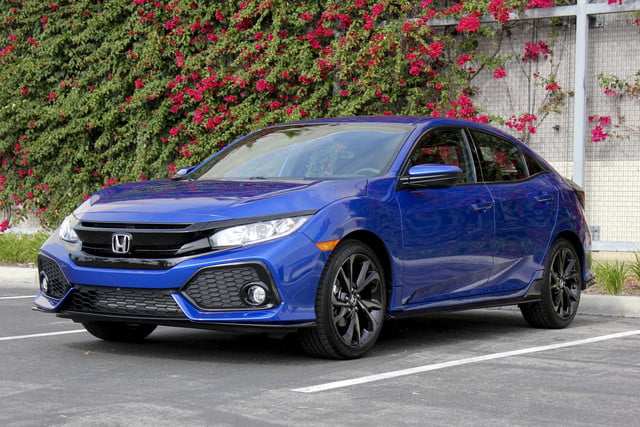 2017 Honda Civic Hatchback Sport Hatch Prd Gallery 303