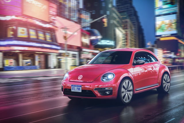 2017 Volkswagen Pinkbeetle Photos Details Specs Digital Trends