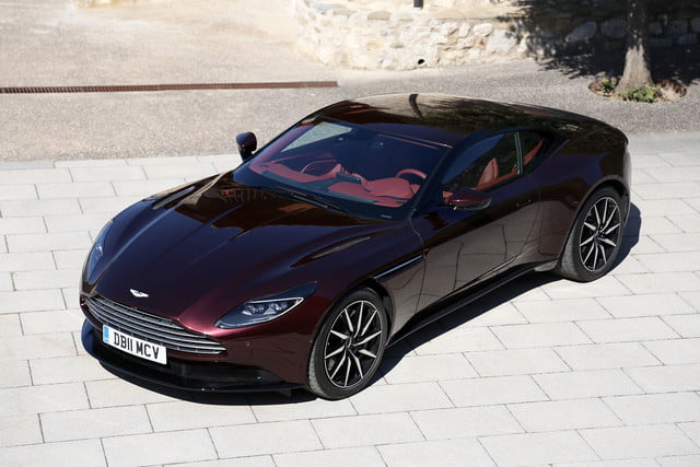 Aston Martin DB V First Drive Review Digital Trends - Aston martin msrp