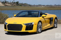 2018 Audi R8 V10 Spyder review