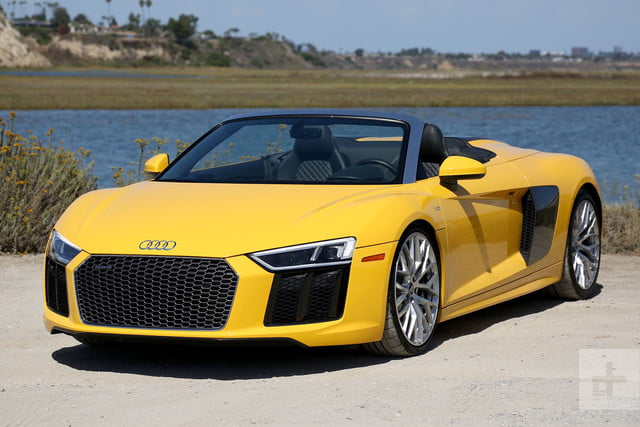 Audi R V Spyder Review Digital Trends - R8 audi