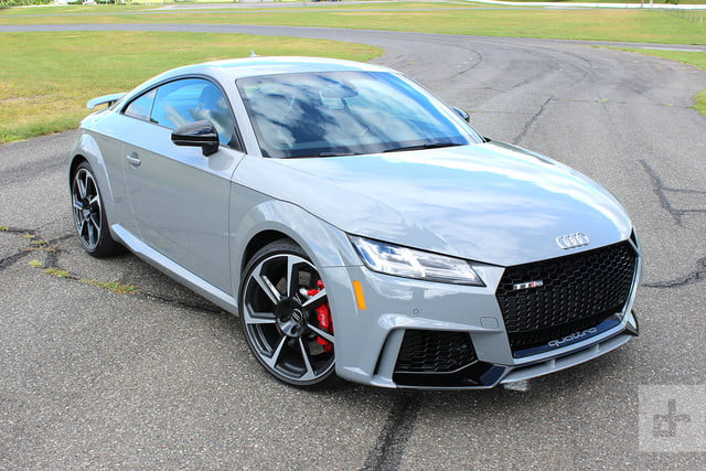 Audi TT RS First Drive Review Digital Trends - Audi tt