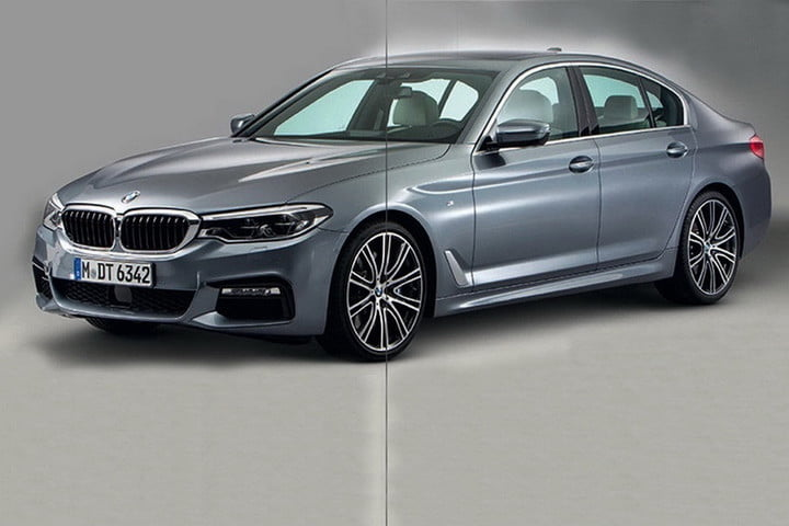 Leaked Images Provide First Glimpse At The Allnew BMW Series - All bmws
