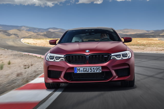 2018 Bmw M5 Leaked Photos News Rumors And More Digital Trends