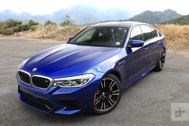 2018 BMW M5 Review | Digital Trends