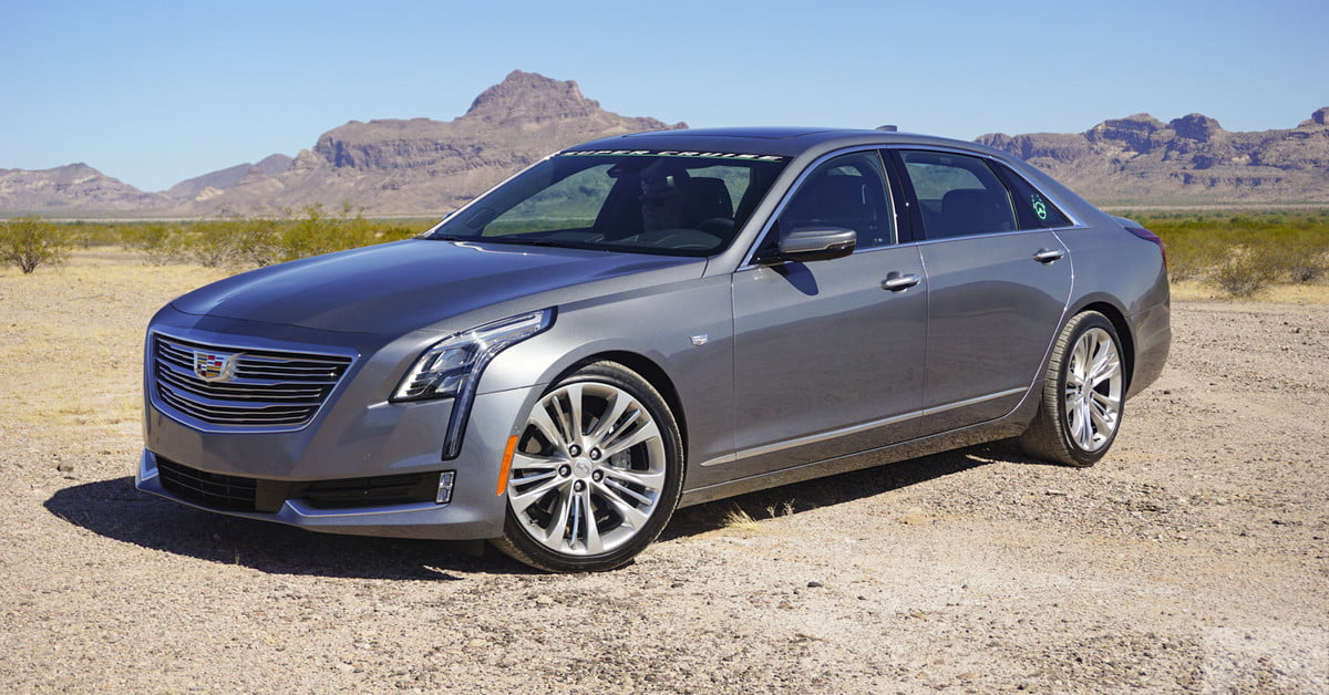 2018 Cadillac CT6 first drive review | Digital Trends