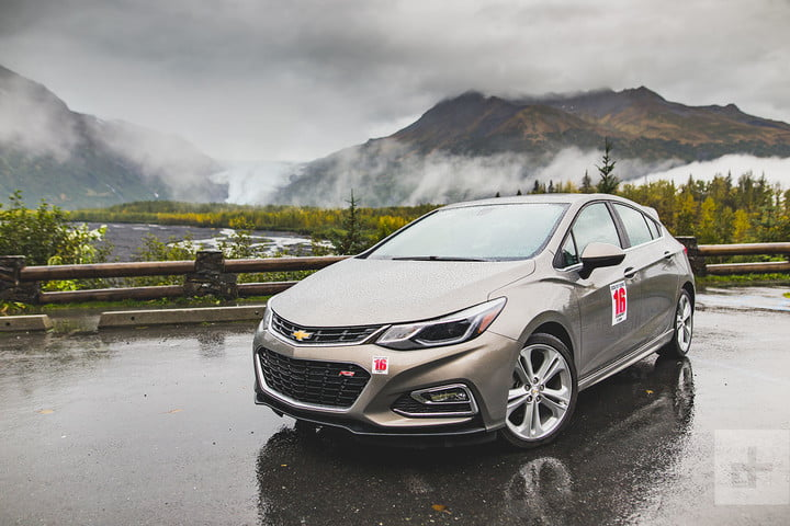 2018 Chevrolet Cruze Hatch Sel First Drive Review