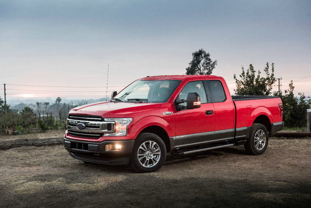 2018 Ford F 150 Sel