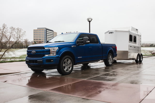 2018 Ford F150 Power Stroke Diesel First Drive Review Digital Trends