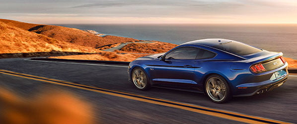 Ticking one option box turns the Mustang into a pavement-pawing monster
