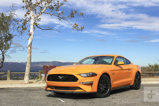 2018 Ford Mustang Gt Review 218