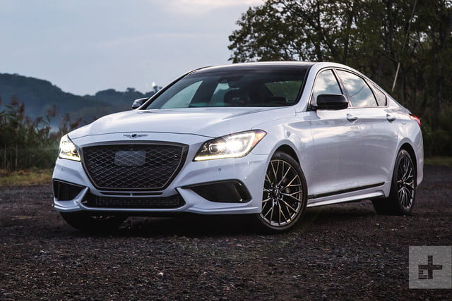 2018 Genesis G80 Sport 3 3t Awd Review