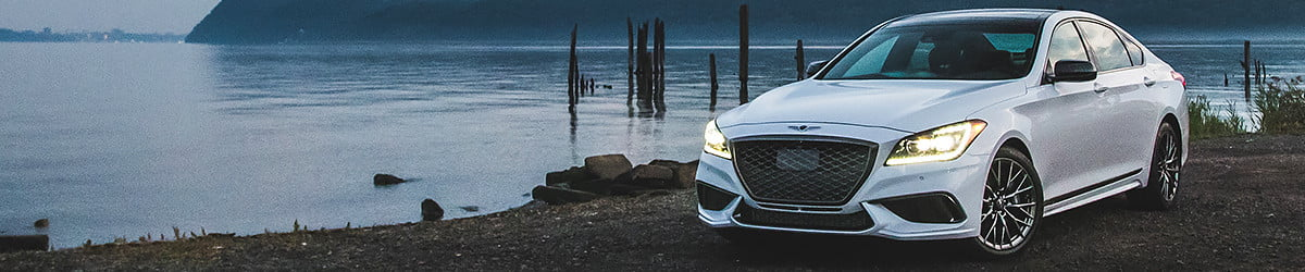 You cannot get more driving luxury for your money than with the Genesis G80