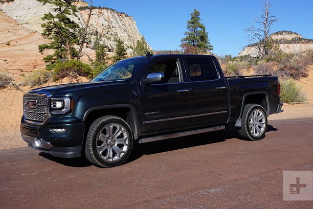 2018 GMC Sierra Denali 1500 First Drive Review | Digital ...
