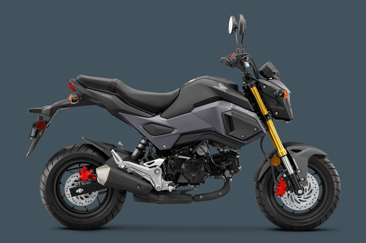 Honda Grom Price >> The 2018 Honda Grom Motorcycle Adds Abs As An Option Digital Trends