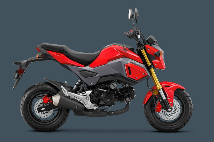 When Honda Announced The MSX125 Motorcycle Some Years Ago Our First Thought Was A Glum One Heres Another Small Bike That Wont Come To US