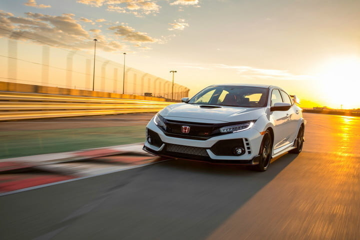 Best Front Wheel Drive Cars 2018 Honda Civic Type R 01 720x720