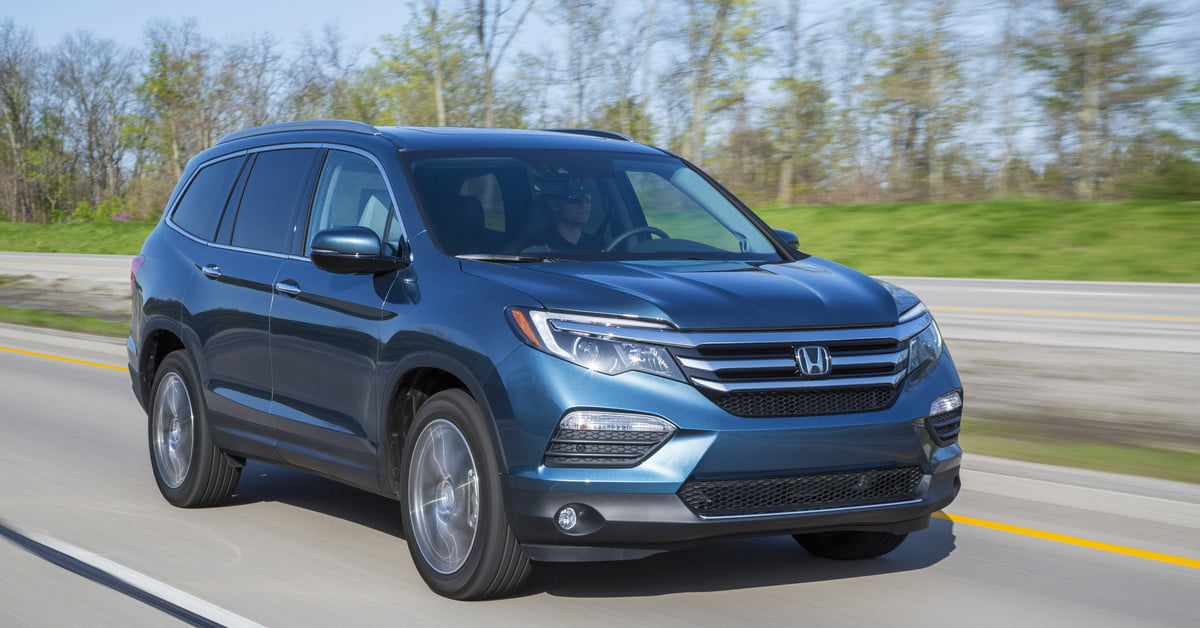 2018 Honda Pilot | Release Date, Pictures, Specs, Prices, Features |  Digital Trends