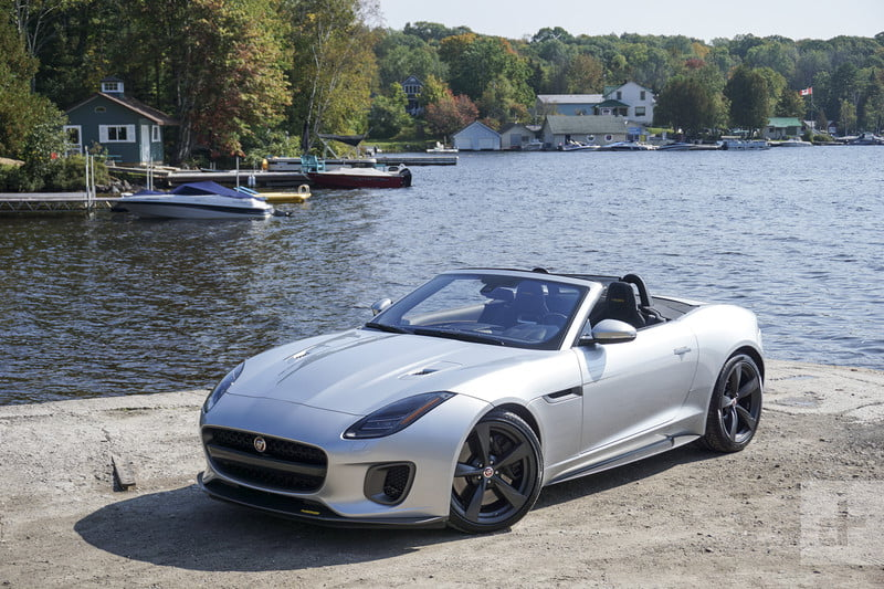 Jaguar FType Sport First Drive Review Digital Trends - Really nice sports cars