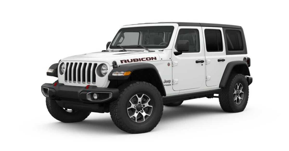 2018 Jeep Wrangler Rubicon Unlimited Review | Pictures ...