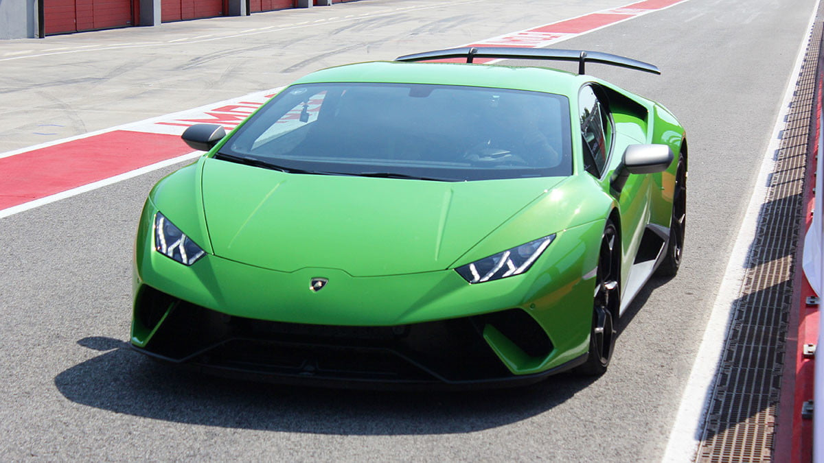 2018 lamborghini huracán performante | first drive review | digital