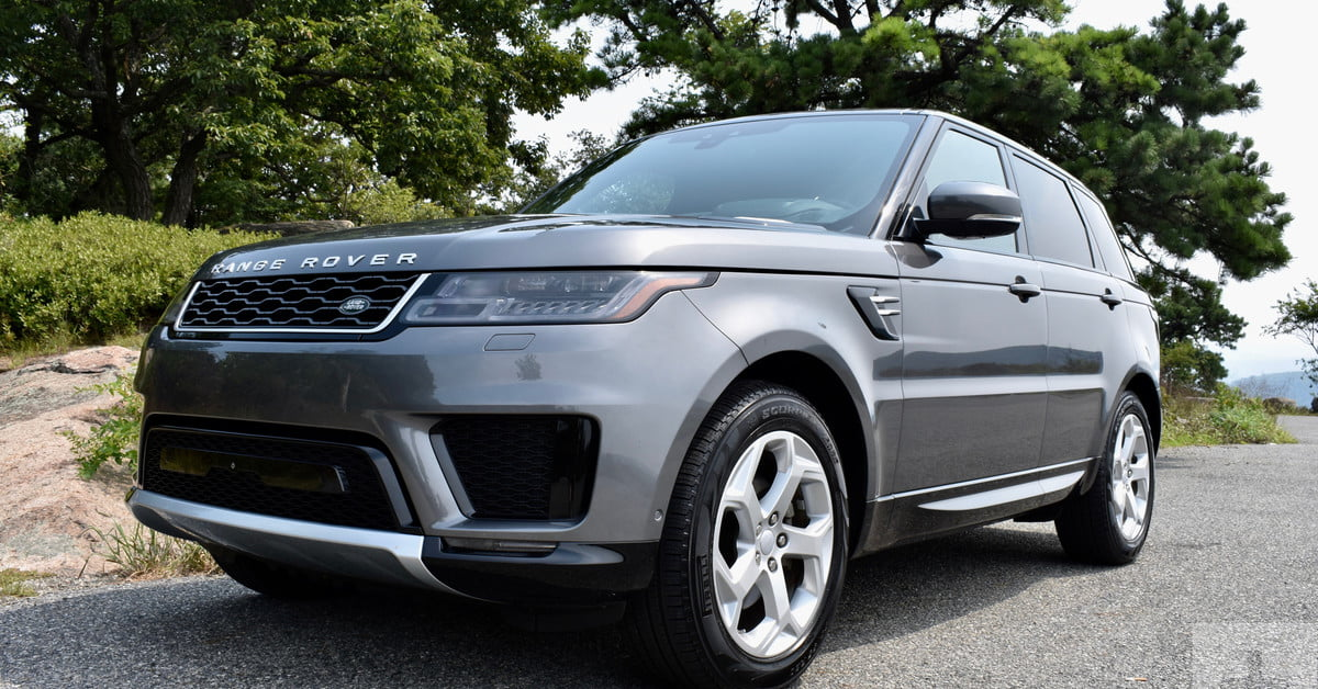 2018 Range Rover Hse >> 2018 Land Rover Range Rover Sport HSE Td6 Review | Digital Trends
