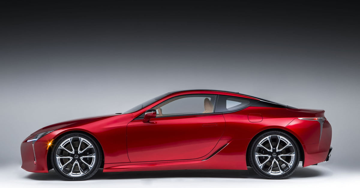 2018 Lexus Lc500 Review Pictures Specs Pricing Digital Trends