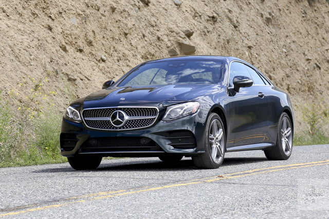 2018 mercedes benz e400 coupe first drive review digital. Black Bedroom Furniture Sets. Home Design Ideas