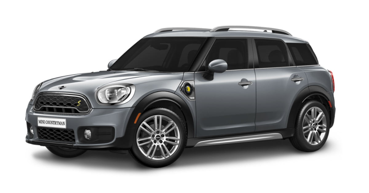 2018 Mini Countryman S E All4 Review Digital Trends