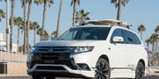 2018 Mitsubishi Outlander PHEV first drive review