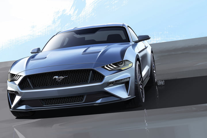 2018 ford 6 7 specs. Fine Specs 2018 Ford Mustang Inside Ford 6 7 Specs