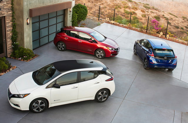 2018 Nissan Leaf News Range Specifications Price Pictures