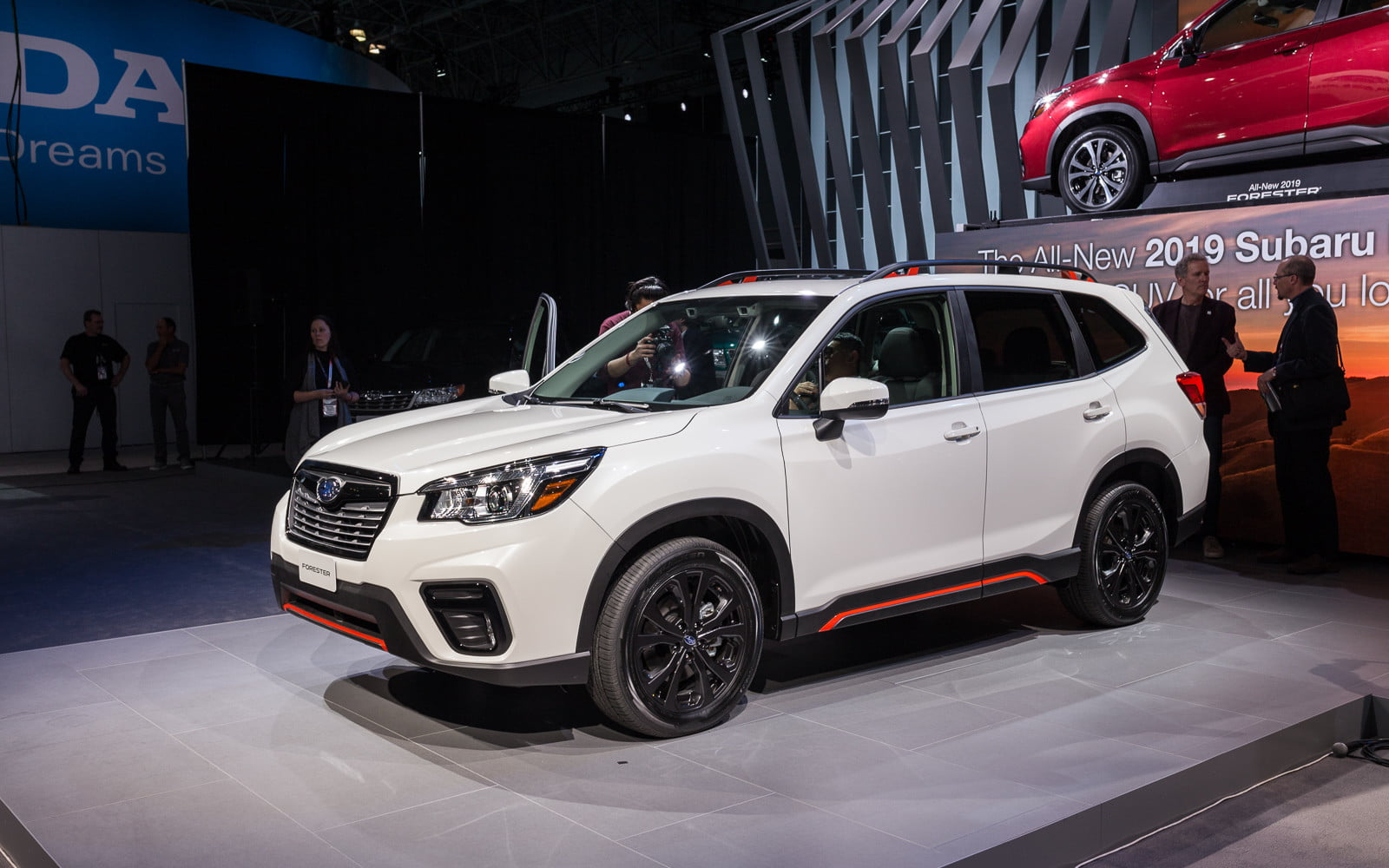 Buy subaru forester
