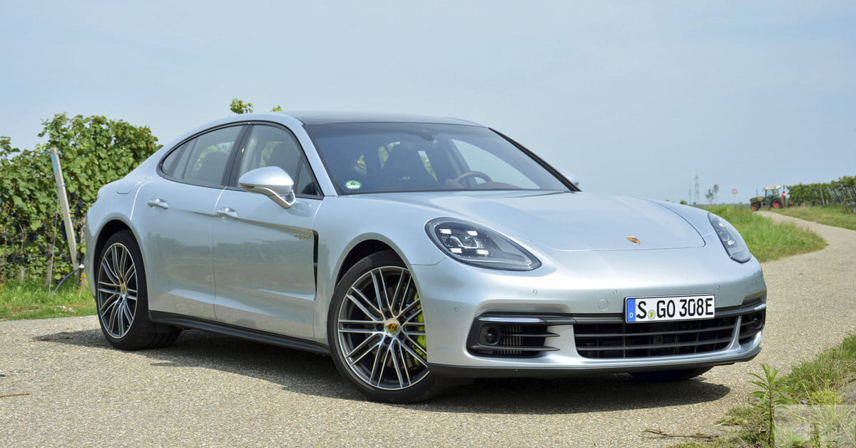 2018 porsche panamera e hybrid first drive specs photos and more digital trends. Black Bedroom Furniture Sets. Home Design Ideas