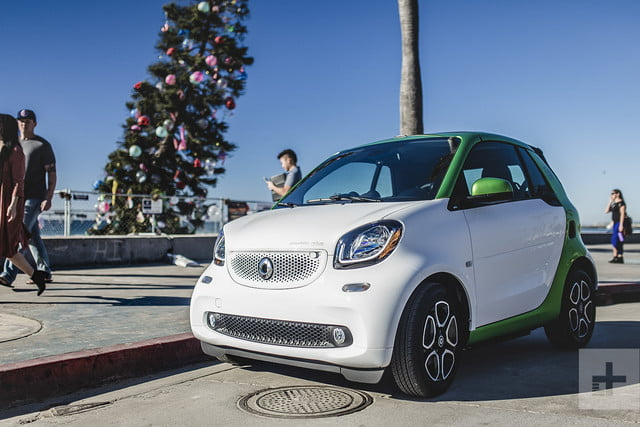 2018 Smart Fortwo Cabrio Electric Drive First 15120