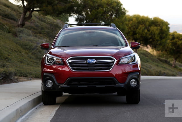 2018 subaru outback review pictures specs pricing digital trends. Black Bedroom Furniture Sets. Home Design Ideas