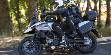 With 30 Models, 2018 Suzuki Motorcycles Offer a Seat for Every Butt