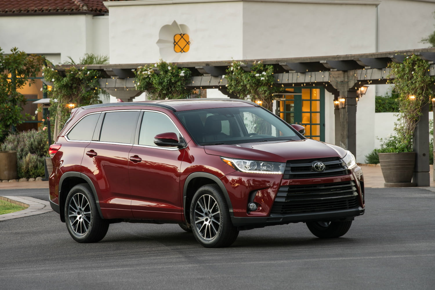 2018 Toyota Highlander Release Date Prices Specs Features Digital Trends
