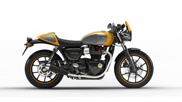 2018 Triumph Motorcycles Feature Classics and Street Cruisers ...