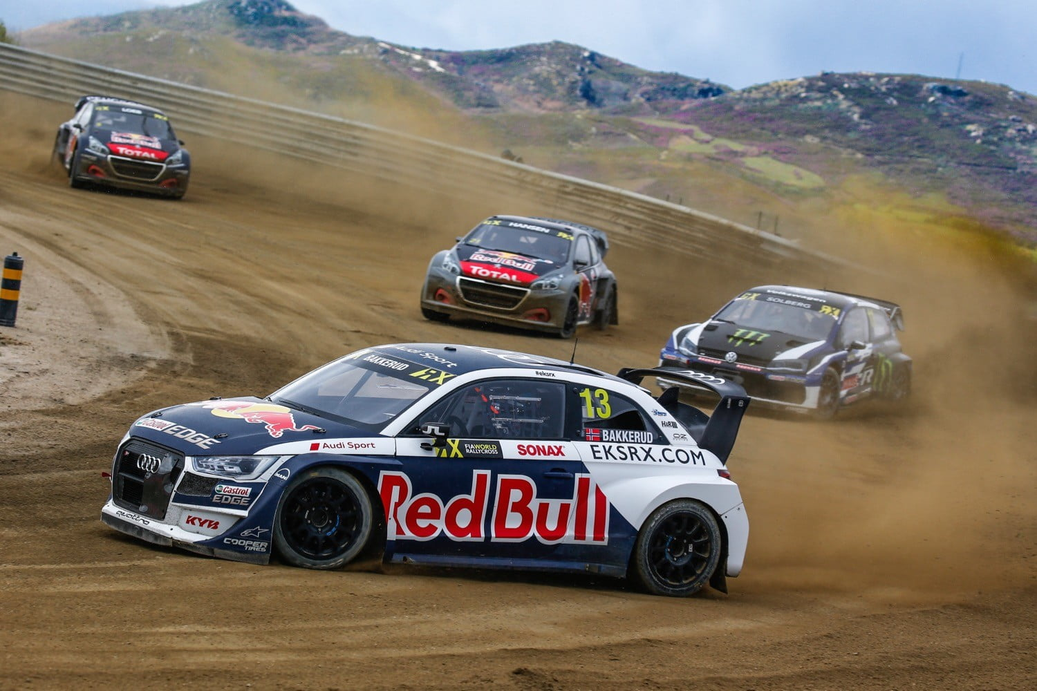 Fia World Rallycross Championship A New Race Series