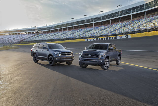 348de68afc 2018 Toyota Tundra and Sequoia TRD Sport