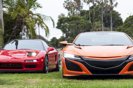 All the haters are wrong: The new Acura NSX is just like the original NSX