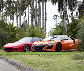 The haters are wrong: The new Acura NSX is just like the original NSX