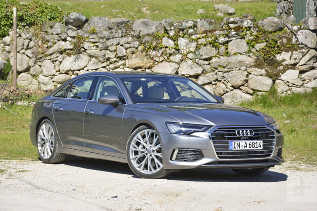 Audi A First Drive Review Digital Trends - Car audi a6
