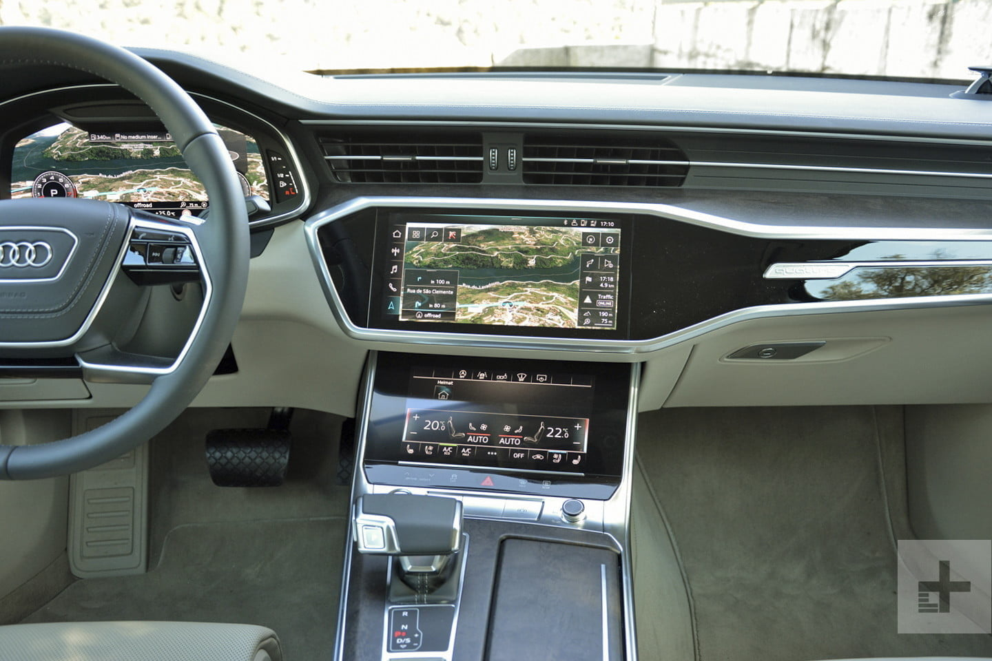 Audi sets the gold standard for in-car tech. Here's why