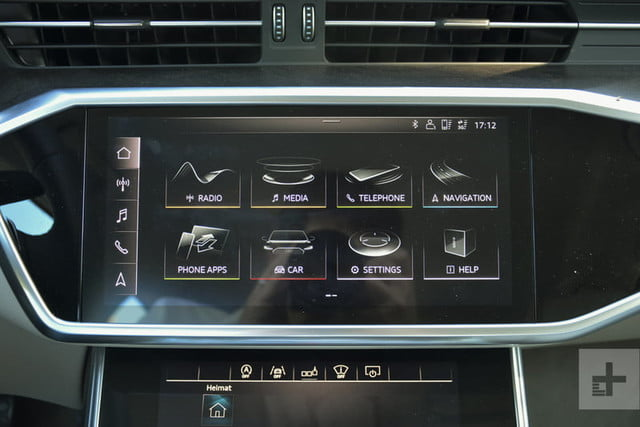Audi MMI Touch Response Infotainment System Review | Digital Trends