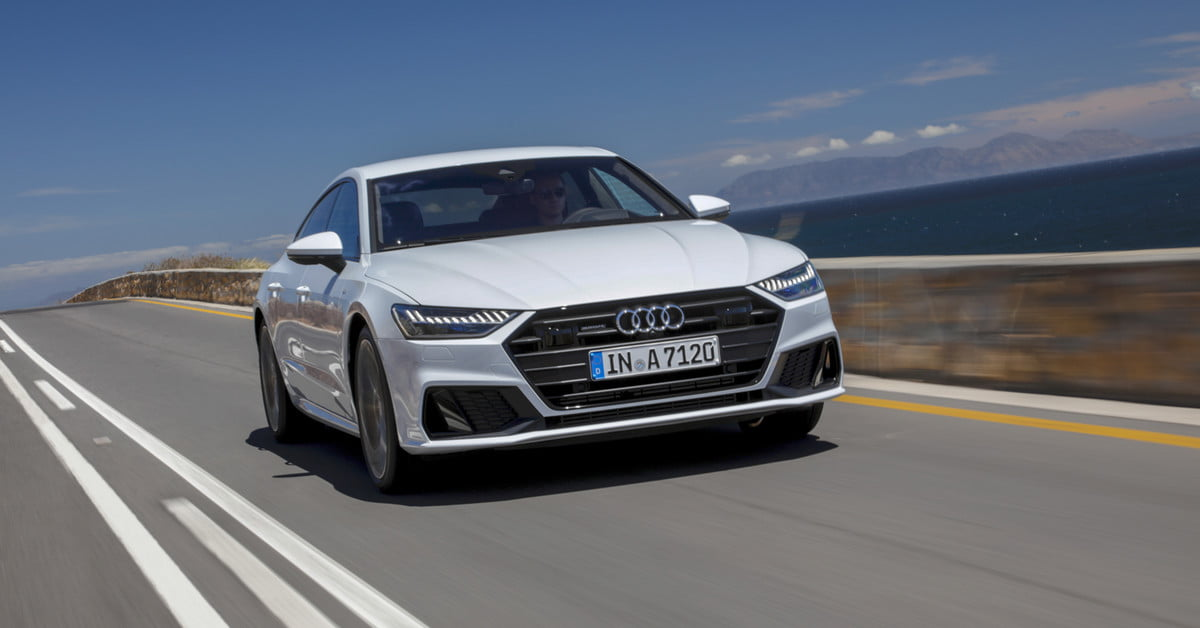 Youll Need To Land A TechRich Audi A In Your - Audi s7 0 60